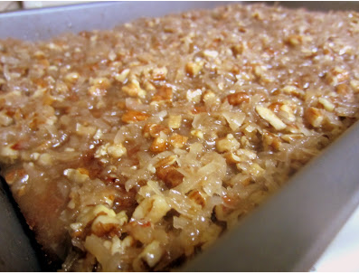 Photo credit: http://hannahrchertok.blogspot.com/2012/06/broiled-coconut-oatmeal-spice-cake.html