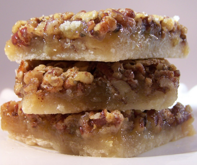 Photo credit: http://mytatteredtreasures.blogspot.com/2012/03/pecan-pie-bar-cookie-recipe-and-hunger.html
