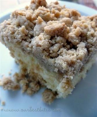 recipe: buttermilk streusel coffee cake [18]