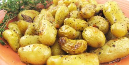 Teeny Tiny Potatoes With Rosemary Recipes — Dishmaps