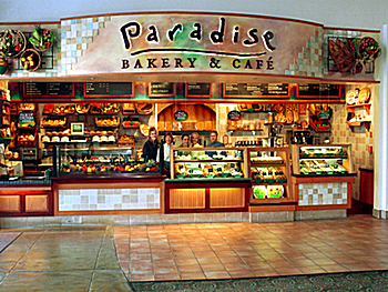 Cookie Cake Paradise Bakery