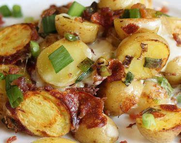 crockpot cheese potatoes