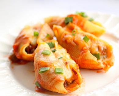 mexican shells