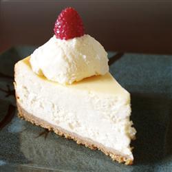 chantal's NY cheesecake