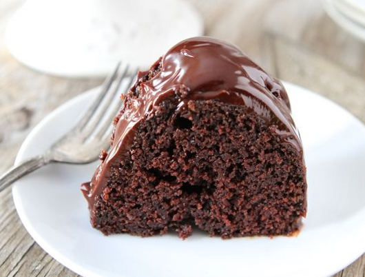 Choc Sour Cream Bundt