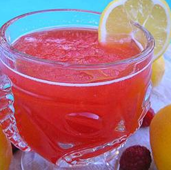 Recipe and photo credit: http://allrecipes.com/recipe/luscious-slush-punch/