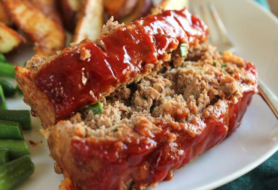 Recipe and photo credit: http://www.food.com/recipe/yes-virginia-there-is-a-great-meatloaf-54257